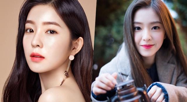 全韓國女生都想模仿的Irene妝!自然的招桃花大眼秘訣終於公開...