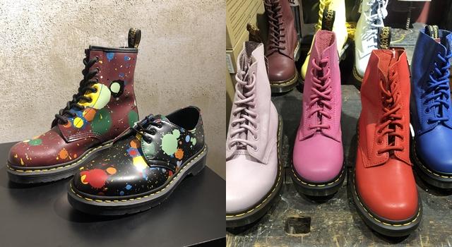 經典馬汀大夫鞋「有感降價」直接砍五千!成耶誕假期逛街景點