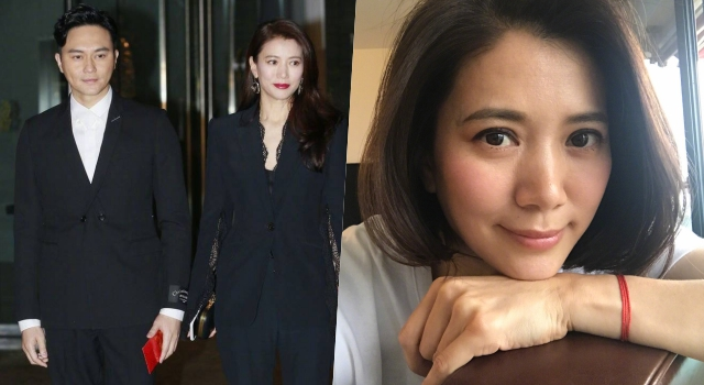 47歲袁詠儀「紅唇長髮」美過新娘阿嬌...靠宮廷補品當永遠的港片女神!