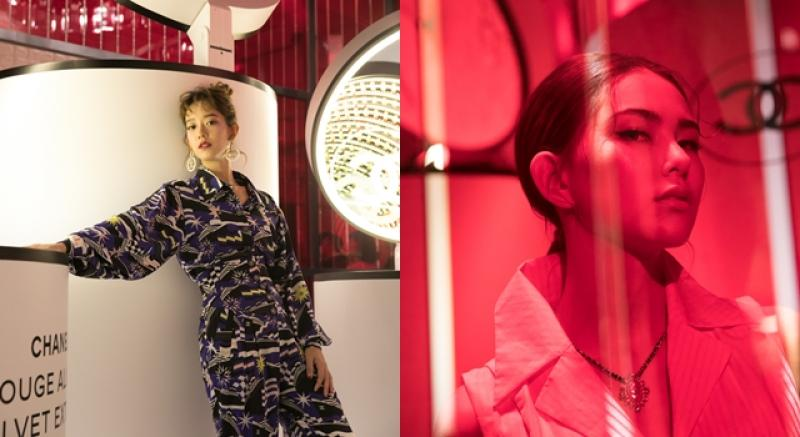 明星網紅打卡新熱點!「香奈兒紅色工場」昆凌、劉以豪、孟耿如也愛上的紅色魅力!
