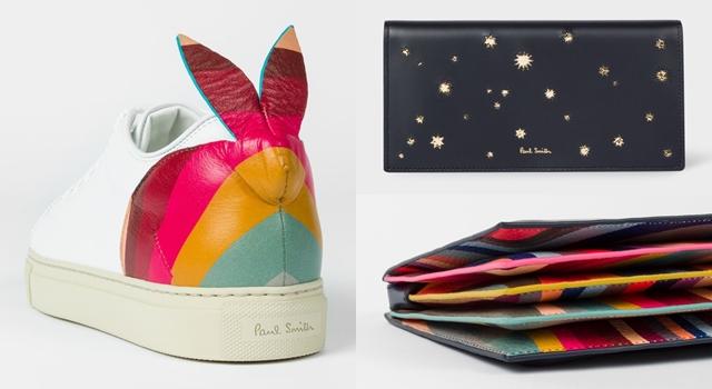 魔鬼藏在細節裡!Paul Smith兔耳休閒鞋、星星皮夾「低調奢華」迎新年!