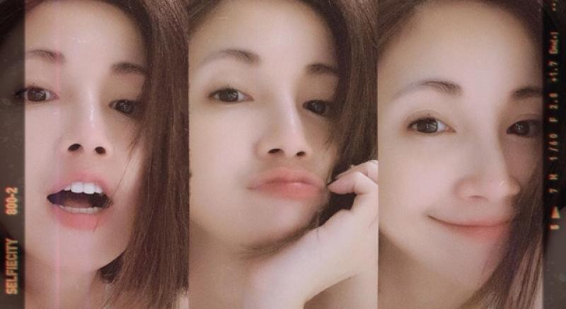 辣媽少女鍾欣怡素顏直播沒在怕!當紅偶像也打聽的美肌關鍵字大公開