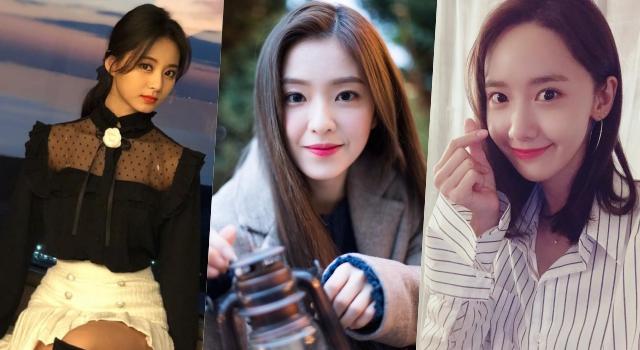韓網票選「Kpop100美」周子瑜第4名!冠軍是「最佳整形範本」的她...