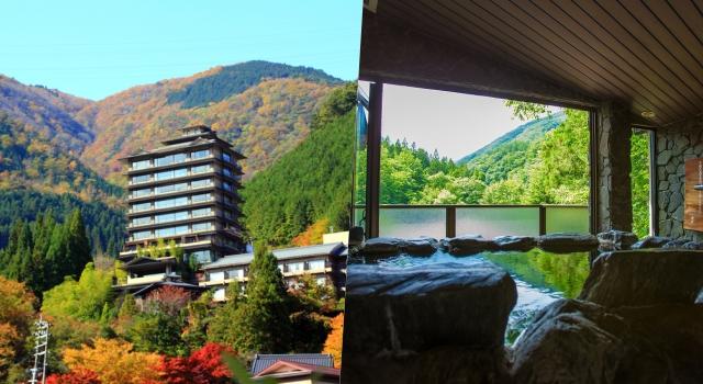 手機關機去放空!日本網友最愛5大「隱居系旅館」讓你好好放個假!