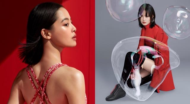 《如懿》辛芷蕾廣告代言接不完!曬「酥胸、纖腰、美腿」辣爆眼球!