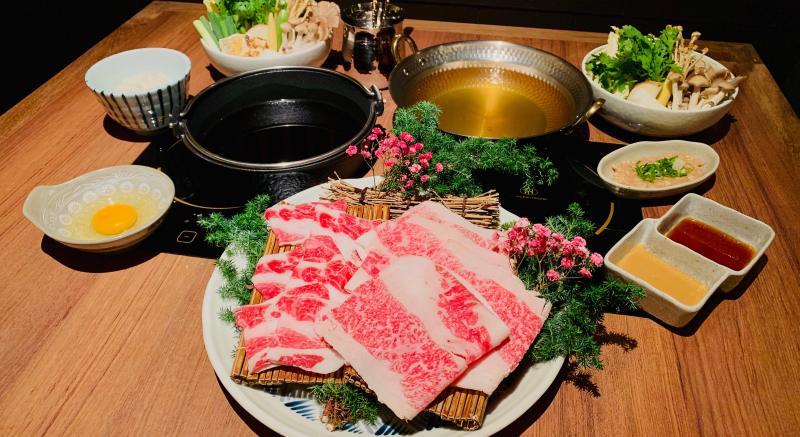 夜貓子吃鍋新選擇!黑毛屋推出首間深夜食堂還有百元的超頂級肉品火鍋!