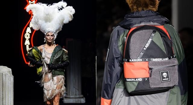一週時尚大事》Moschino早秋大秀戲服登場、Timberland聯名系列環保至上