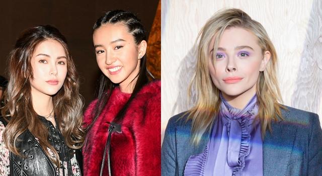 紐約時裝週》昆凌同框木村光希!她穿「這件外套」不小心變老了...