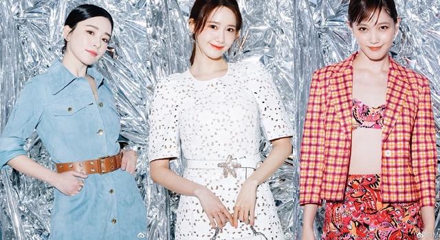 紐約時裝週》中日韓女星MK秀場狠較勁,少時潤娥「曬美腿」狂搶鏡!