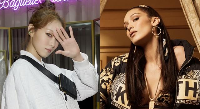 一週時尚大事》李聖經挺FENDI跑趴曬辣腿、Kith x Versace聯名系列辣模助陣
