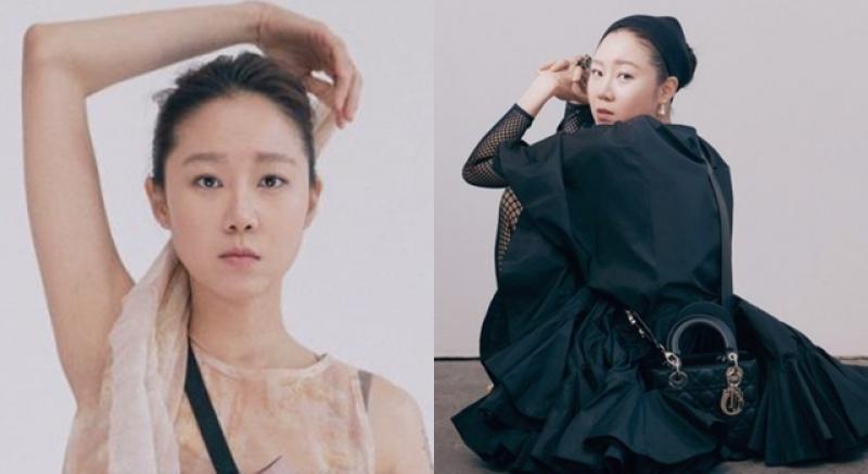 韓劇女王尺度無極限!孔曉振辣穿「國王的新衣」近乎全裸被看光!
