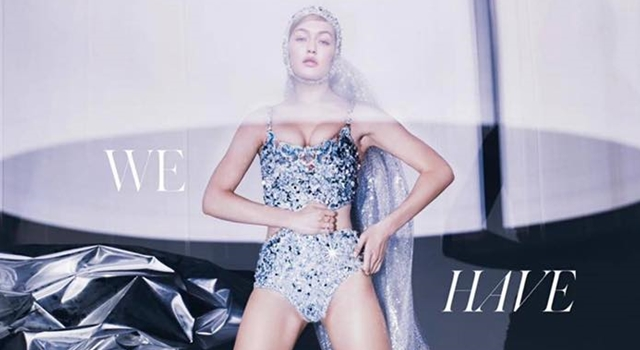 Gigi Hadid首登港版《Vogue》!涉「歧視亞裔」個人封面照遭神隱?
