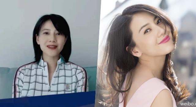 高圓圓終於露面了!「圓臉短髮」網友狂喊:一定懷孕了!