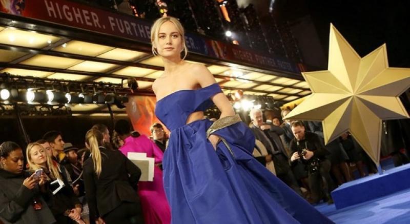 布麗拉森《驚奇隊長》首映驚豔紅毯!裸透妝容的秘密原來都靠這6招!