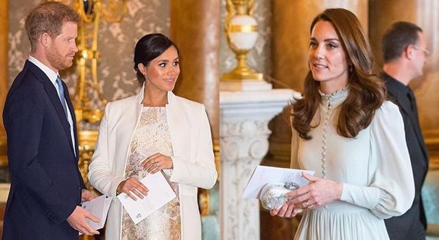英皇家媳2019首合體亮相!凱特王妃穿「個人訂製服」狠尬梅根舊衣!