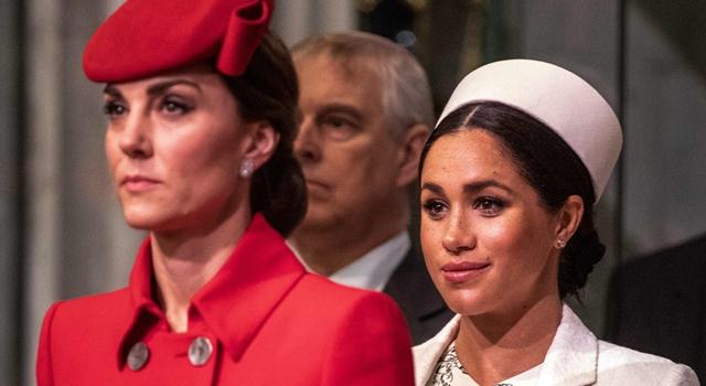 梅根「單日治裝費」高達 65 萬台幣!凱特王妃僅穿舊衣獲好評...