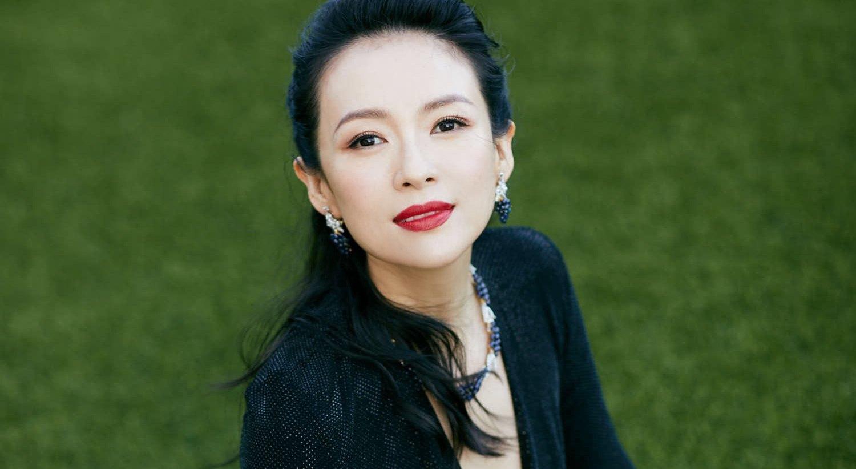 章子怡27年前嫩照被曝光!「素顏清純樣」被讚:天生的美人!