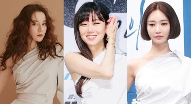 中韓女星糗撞衫!迪麗熱巴、孔曉振、高俊熙靠「足下心機」決勝負!
