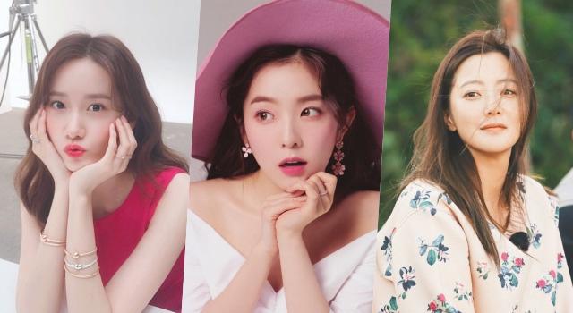 潤娥獲韓國整形醫師票選「韓星最美」!入榜的竟然還有41歲的她...
