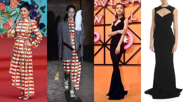 【時尚前後台Top 5】泰勒絲「褲襠」尷尬了、全智賢這樣穿好無聊...