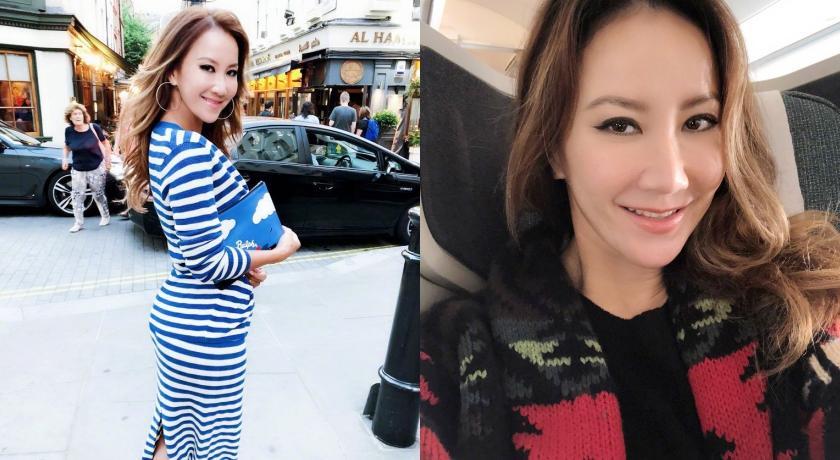Coco李玟自曝曾失聲!44歲曬「翹臀辣腿」一秒完勝嫩妹!