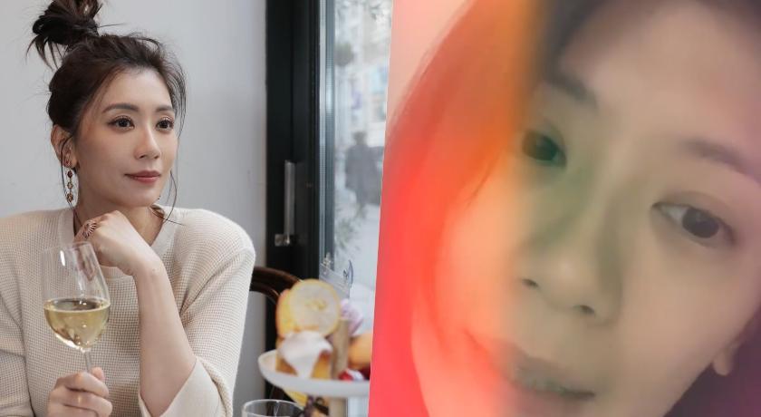 賈靜雯「無P素顏」影片曝光!滿臉憔悴超深黑眼圈:喬安姐累了!