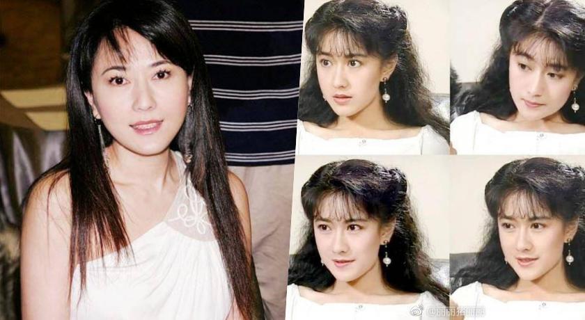 54歲戈偉如甜摟嫩男友!「低胸辣腿舊照」曝光被讚:台灣第一美魔女!