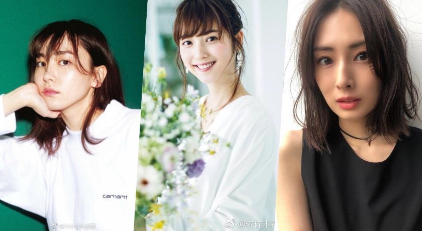 新垣結衣也輸了!日本票選「平成最強美女」32歲人妻一天九餐奪冠軍!