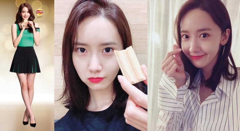 少時潤娥「火辣」現身超商?穿迷你裙大秀中文粉絲全融化!