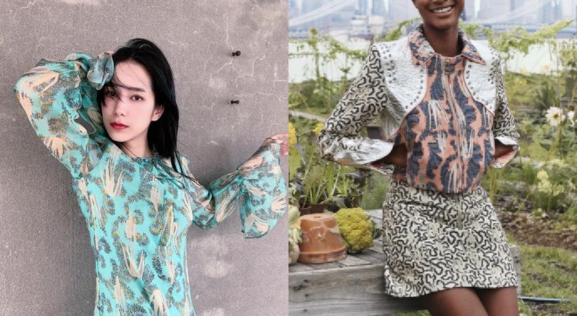 鳳梨葉子竟變超帥皮衣!H&M「環保再生服」連明星都在搶...