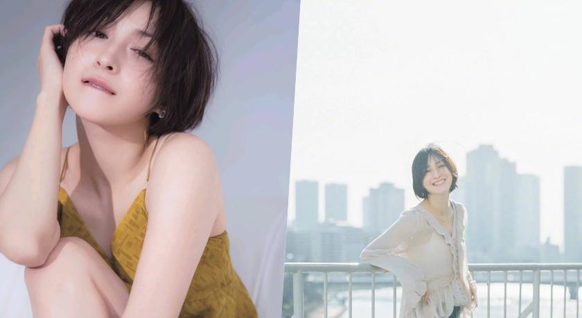 38歲廣末涼子「罕見近照」曝光!超仙氣美貌被狂讚:永遠的神級美少女!