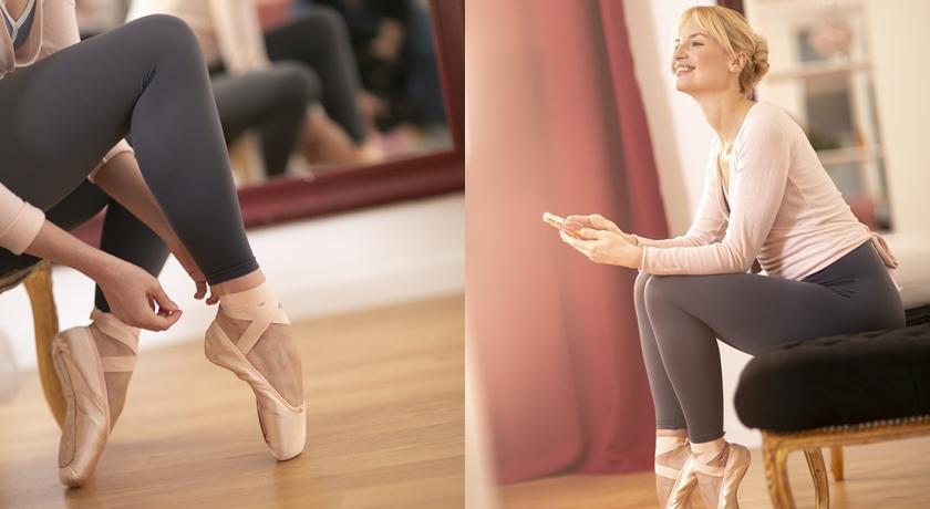 「整個人看起來小一號」!法國最夯的「芭蕾瘦身」5招讓身材變輕盈