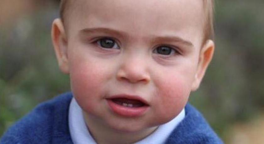 英皇室公開路易小王子一歲生日照!凱特王妃掌鏡燦笑萌樣太可愛