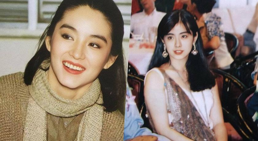 林青霞、王祖賢30年前舊照清晰神修復!網驚:根本是仙女吧