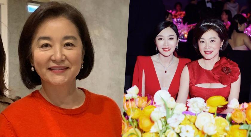 林青霞性感大突破!「胸前挖大洞」秀深溝被讚:64歲還是女神!