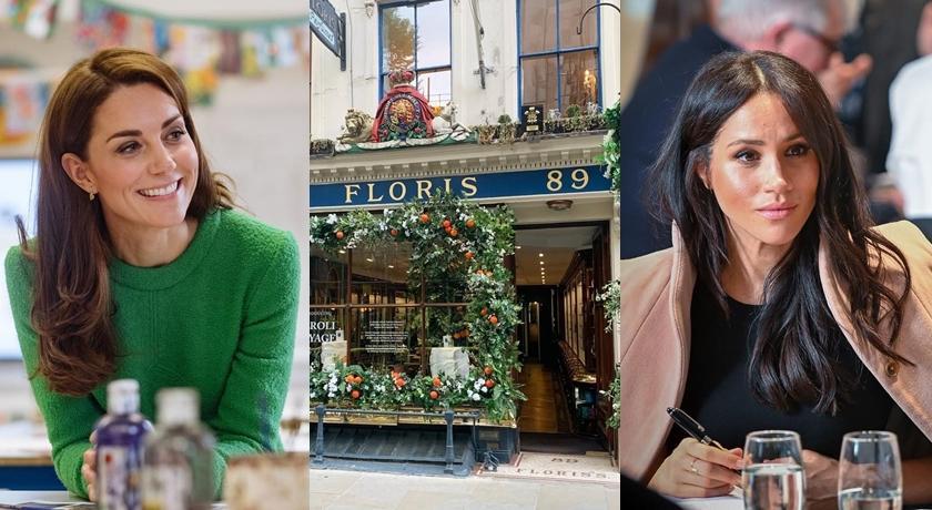 女王登基、梅根婚禮指名的香味都是它!英國最古老香氛品牌登台了