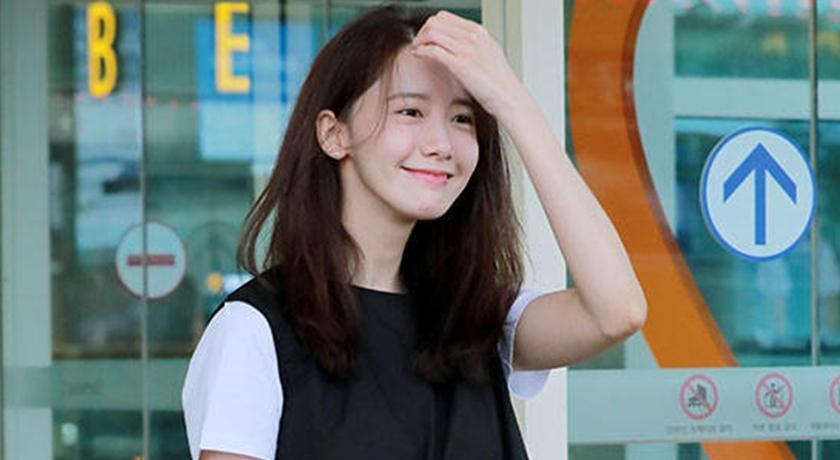 潤娥穿公主系洋裝搭飛機!網友卻為「她是不是素顏」吵翻...