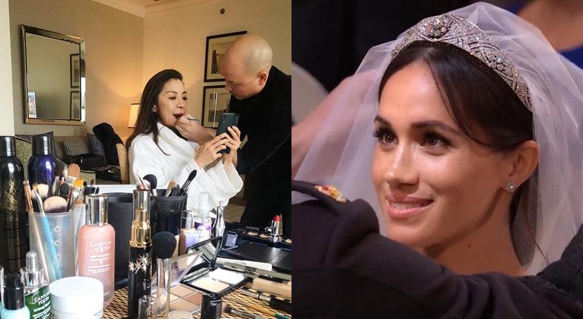 痘痘猛遮只會更狂!梅根王妃御用彩妝師公開神級秘訣,靠的居然是「它」!
