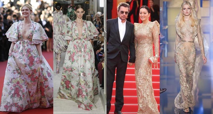 【時尚前後台Top 5】桂綸鎂女王風吸睛、印度女星穿這衣驚變魚類