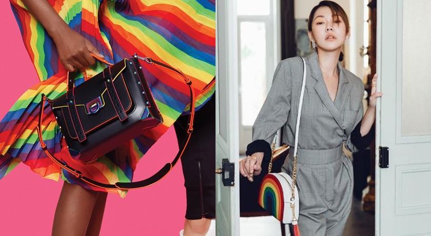 用愛溫柔包裝!小 S、Ella 揮舞「彩虹時尚」聲援平權婚姻!