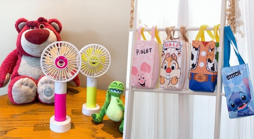 頭號粉絲必收!潤娥粉絲扇、《玩具總動員4》周邊...超商大推偶像聯名商品