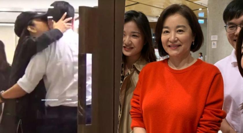 林青霞「當街吻照」被瘋傳!網友卻歪樓:64歲還是這麼美