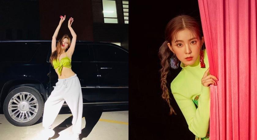 泫雅露點也要穿?韓國女星全在瘋這個「災難色彩」!
