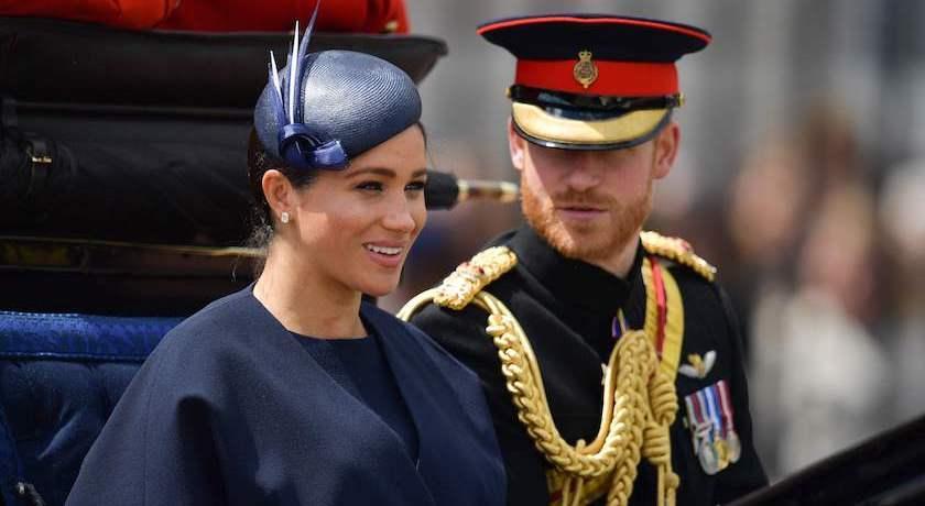小王子正面照首曝光!梅根王妃還有了「這個」新身份!