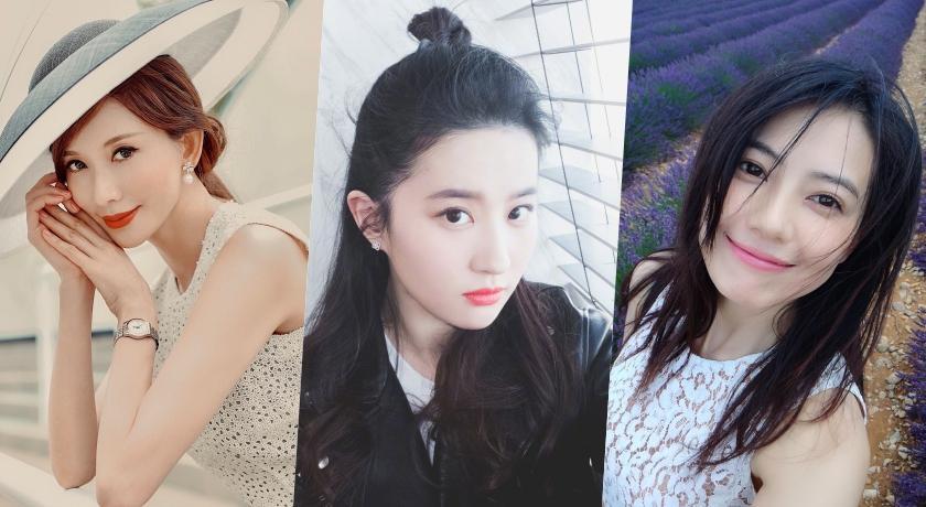 林志玲、潤娥慘變陪榜!網友票選「直男女神」第一名的是她!