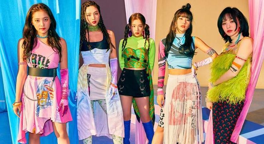 Red Velvet 新造型讓粉絲崩潰!「強大顏值也救不了」要造型師出來面對