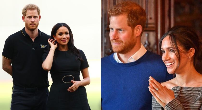 哈利王子送的「頭胎禮」?梅根王妃手上新戒指藏了玄機