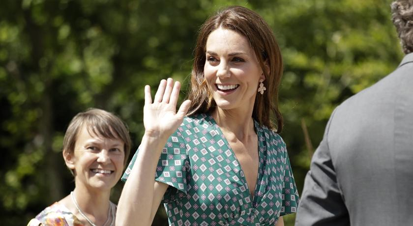 一張照片讓粉絲超心疼!凱特王妃被拍到近乎「骨瘦如柴」...