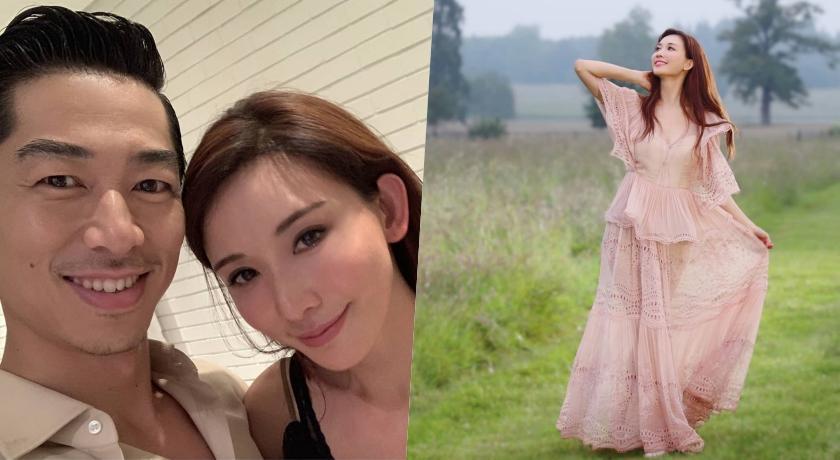 林志玲婚後首度同框AKIRA!「零偽裝」大露香肩散發幸福光!