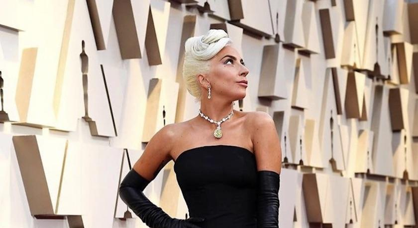 Lady Gaga首波彩妝形象照出爐!自稱「天生完美」卻滿臉細紋?